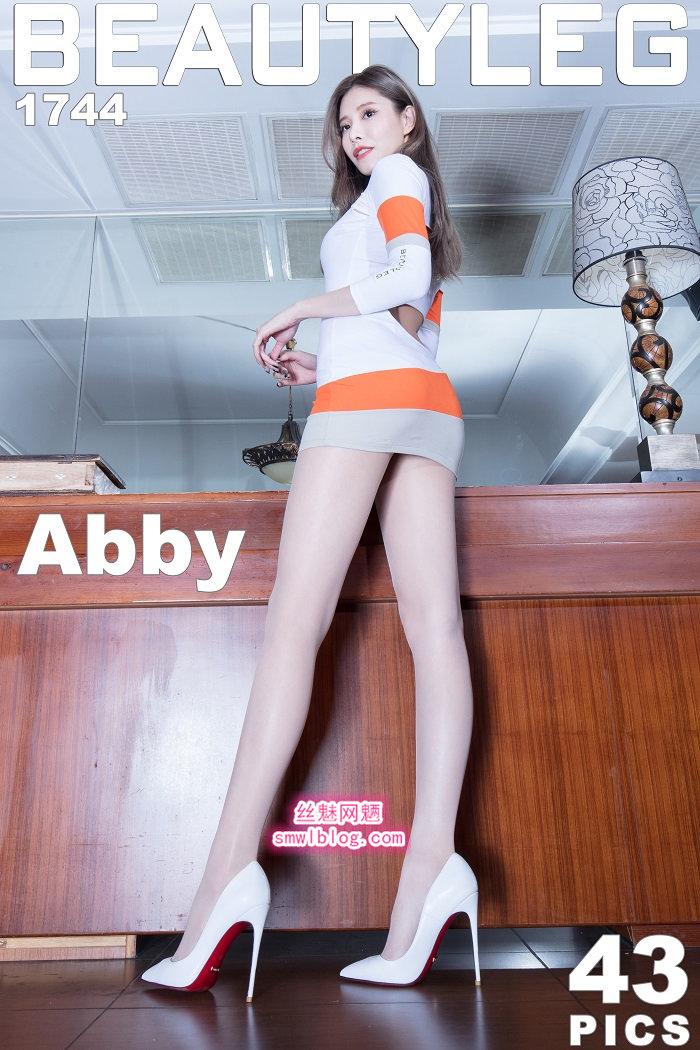 [Beautyleg]美腿寫真 2019.03.27 No.1744 Abby[43P/277M]